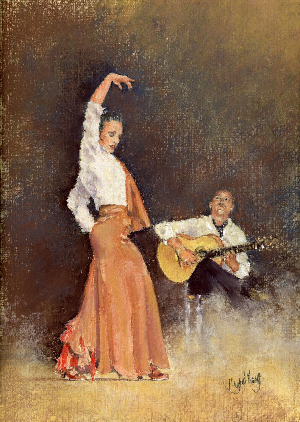 Aires De Raja Flamenca