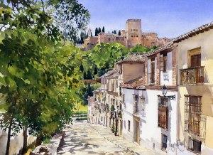 Calle Victoria, Granada