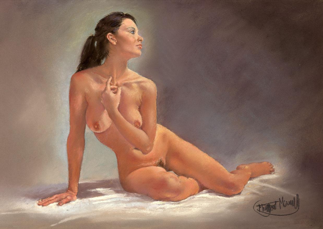Ray art nude