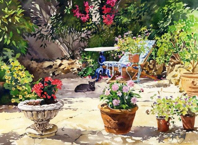 Jardin Las Negras