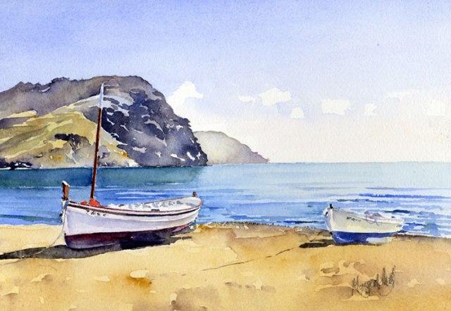 Boats-Las-Negras