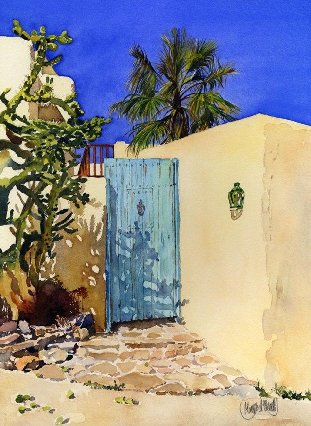 Mediterranean-Blue